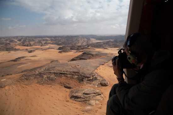 arabia saudi, volcanes inactivos