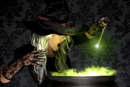 caldero de brujas