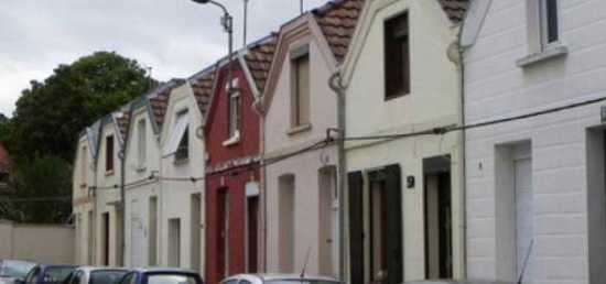 casa sangrante de Aisne, Francia