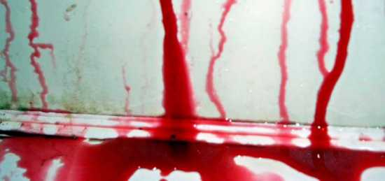 casas que sangran