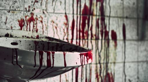 casas que sangran casos paranormales