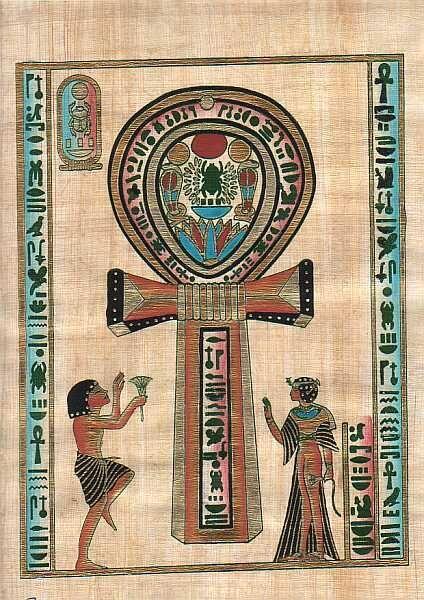 cruz egipcia significado
