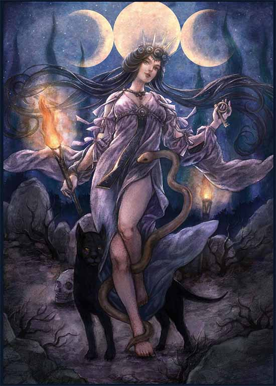 diosa hecate