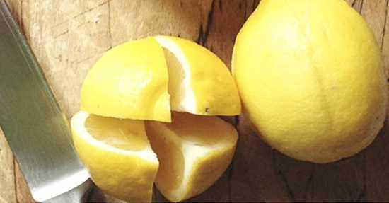 ritual con limones para vender casa