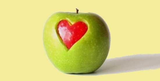 manzana verde ritual para el amor
