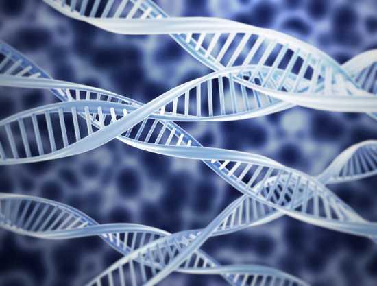 mutaciones genéticas, piel azul