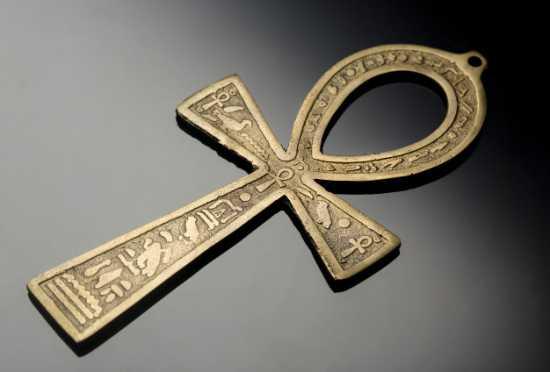 Ankh, cruz egipcia